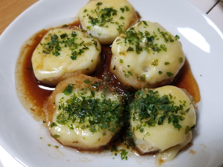 焼き 長芋 レシピ